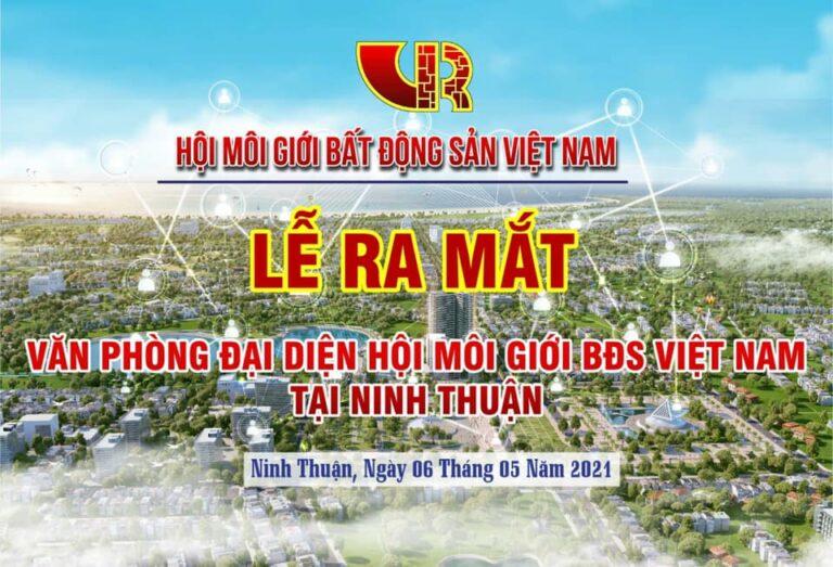 le-ra-mat-van-phong-dai-dien-hoi-moi-gioi-bat-dong-san-viet-nam-tai-ninh-thuan