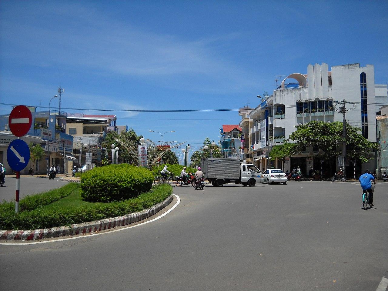 Dự án giúp giao thông tại tỉnh Ninh Thuận được thông thoáng và mở rộng hơn